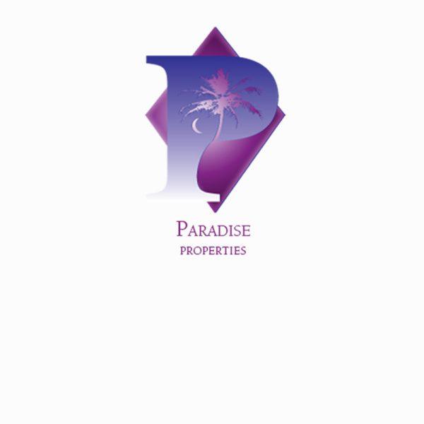 Paradies Properties re-created logo