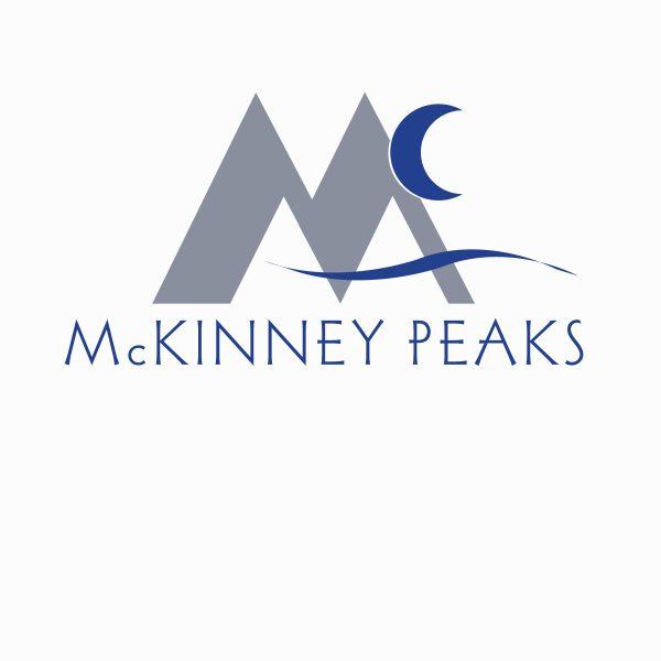 McKinney Peaks logo