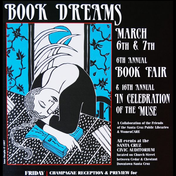 Book Dreams poster close-up