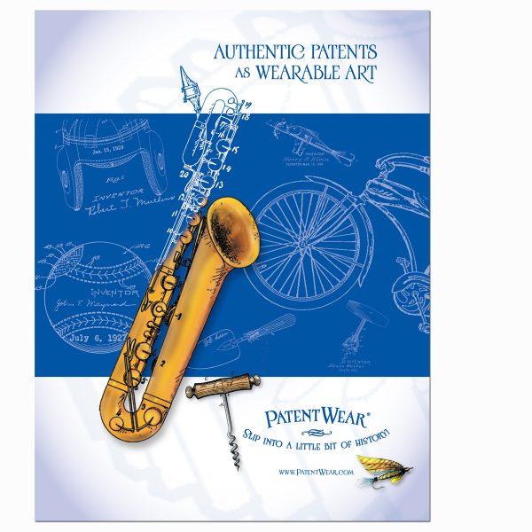 PatentWear promo brochure cover