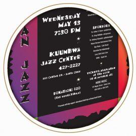 Poster | Brazillian Jazz Concert