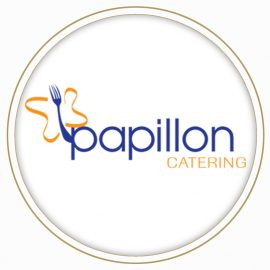 Papillon Catering logotype featured
