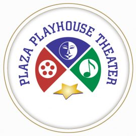 Plaza Playhouse Theater logo submission featured