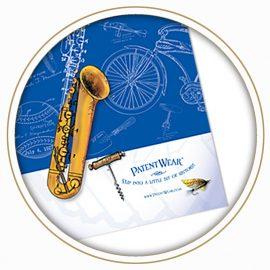 PatentWear Promotional brochure featured