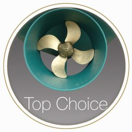Top Choice ad featured