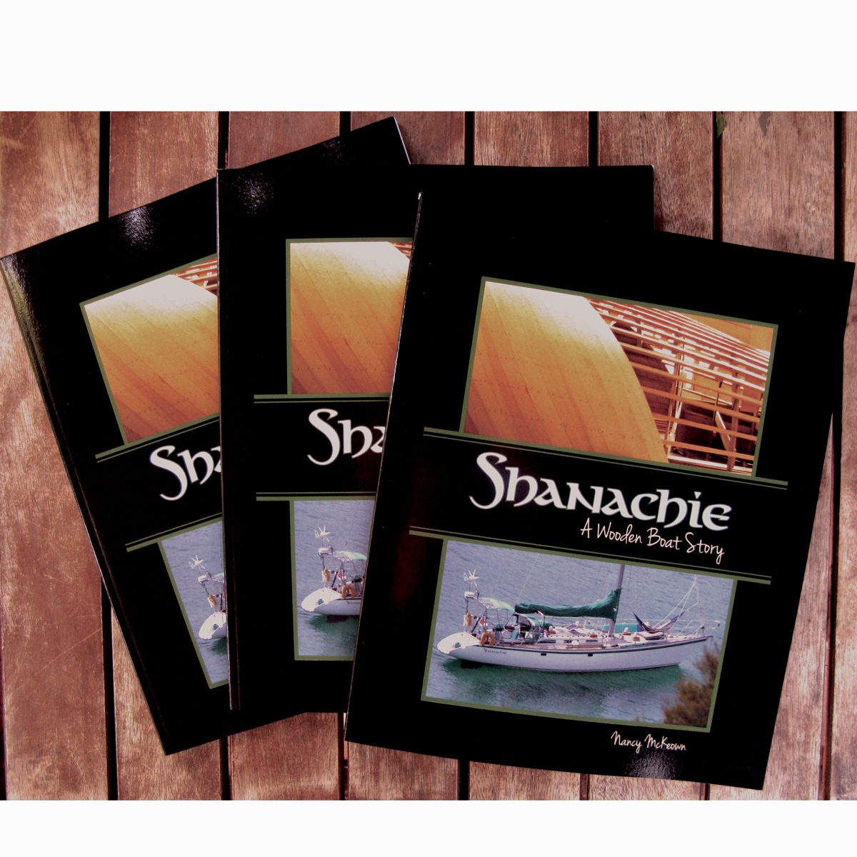 Shanachie: A Wooden Boat Story