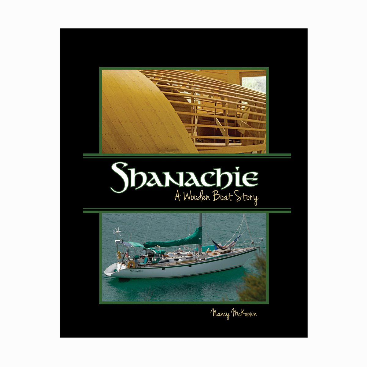 Shanachie: A Wooden Boat Story cover