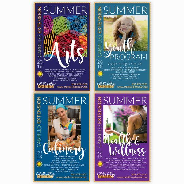 Cabrillo Extension program flyers