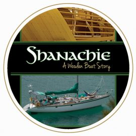 Book Design | Shanachie: A Wooden Boat Story